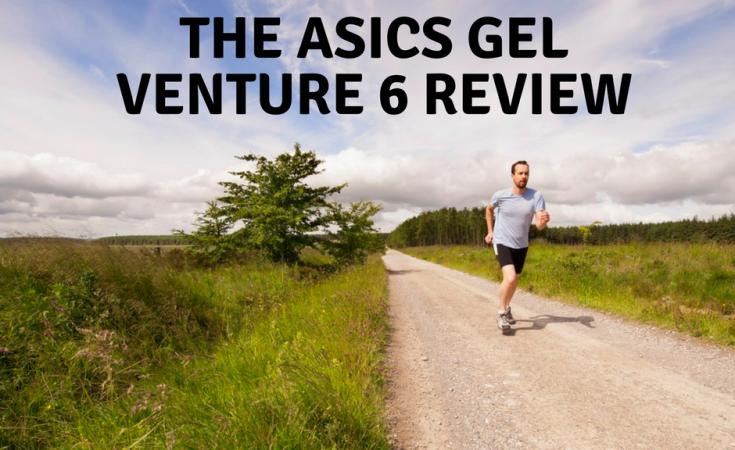 asics gel venture 6 review