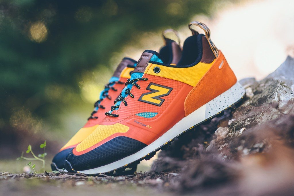 An All Purpose Outdoor Shoe