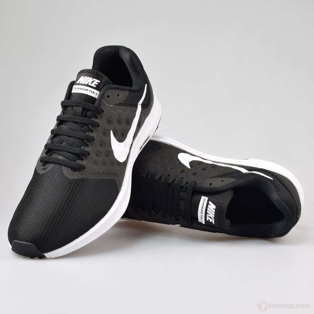 20944ddadcea0 The low rubber footprint of the outsole also allows the Nike Downshifter 7  ...
