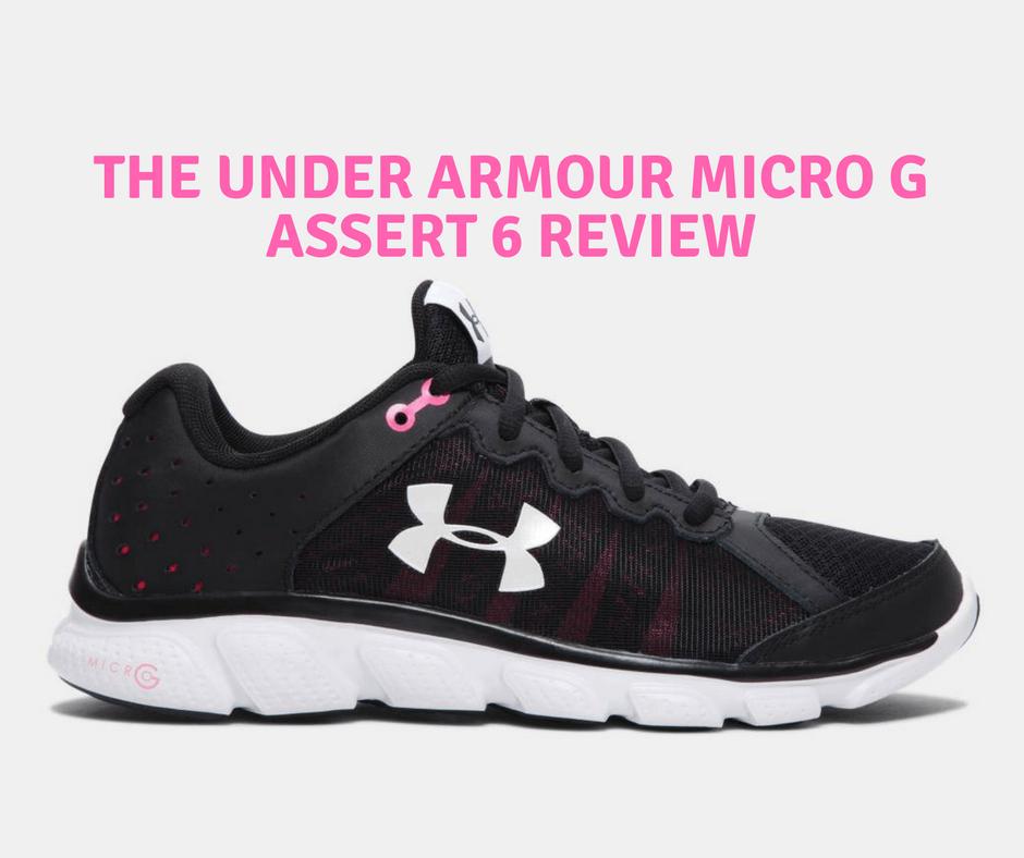 Under Armour Micro G Assert 6 Review