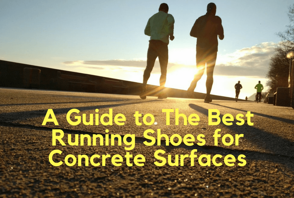 A Guide to The Best Running Shoes for