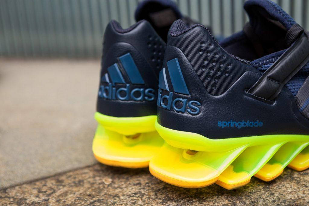Adidas Springblade Review