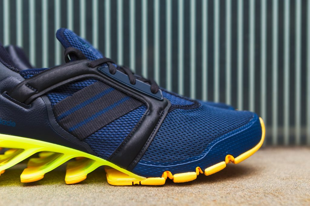 11bd73bd24cf The tech is not outstanding and comparable models offer the eye-catching  flashiness of the Adidas Springblade with better performance.