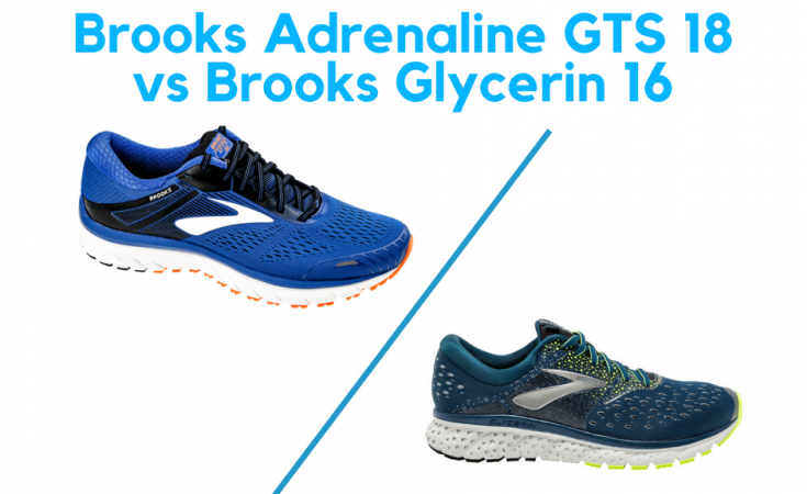 5d2a79e876a Brooks Adrenaline GTS vs Brooks Glycerin  2019 UPDATE   Which is ...