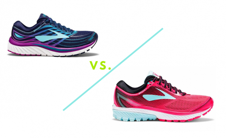 Brooks Ghost 12 VS Brooks Launch 4