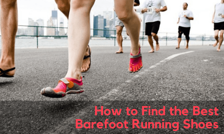 barefoot road running shoes