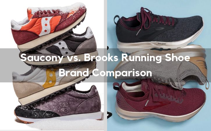 8754ca4827b109 Saucony vs Brooks [2019 UPDATES] | The Ultimate Running Shoe Brand ...