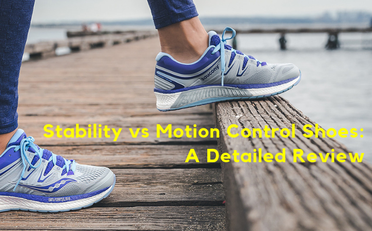 the best attitude dffd0 bbb2a Stability vs Motion Control Shoes: What's the Difference ...