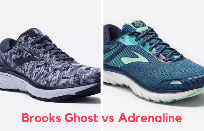 b880051dd2b Brooks Ghost vs Adrenaline  The Ultimate Brooks Showdown! - The ...