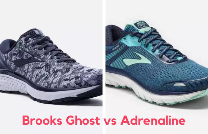 Brooks Ghost vs Adrenaline: The