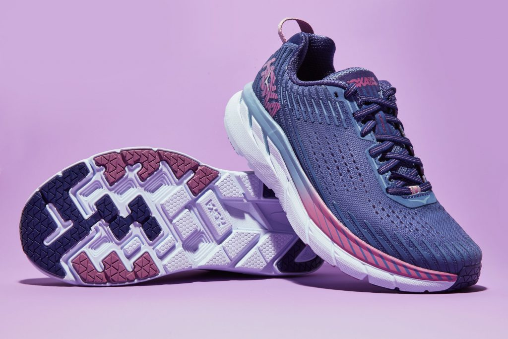 Beautiful Hoka One One Bondi 5 Womans Shoes 8.5 Athletic Running Sneakers Saucony Insole Pure White And Translucent Clothing, Shoes & Accessories